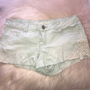 Mossimo Supply Co. Shorts - Denim shorts